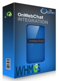 Live Chat onWebChat WHMCS integration