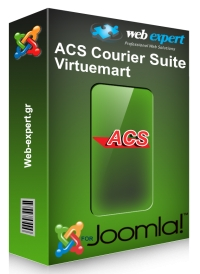 ACS Courier Suite for Virtuemart 2.x/3.x
