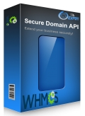 WHMCS Secure Domain API
