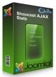 Shoutcast Stats plus Ajax Module Refresh for Joomla
